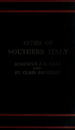 Cities of Southern Italy_cover