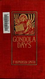 Gondola days;_cover