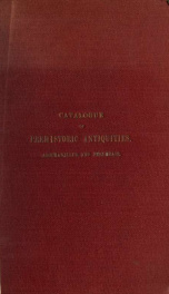 Catalogue of the prehistoric antiquities from Adichanallur and Perumbair_cover