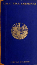 Historical nuggets: Bibliotheca Americana, or a descriptive account of my collection of rare books relating to America 1_cover