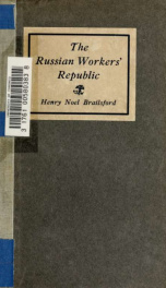 The Russian workers' republic_cover