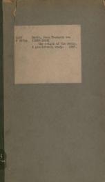 The origin of the Bantu. A preliminary study_cover