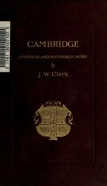 Cambridge, brief historical and descriptive notes_cover