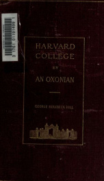 Harvard College_cover