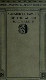 A junior geography of the world_cover