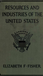 Resources and industries of the United States_cover