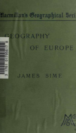 Geography of Europe_cover