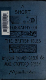 A short geography of the British Islands_cover