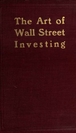 The art of Wall Street investing_cover