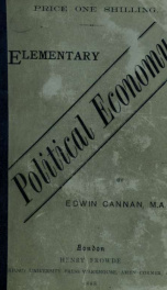 Elementary political economy_cover