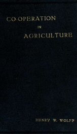 Co-operation in agriculture_cover