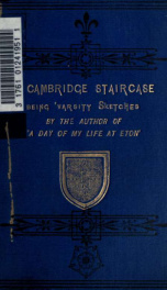 A Cambridge staircase_cover