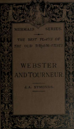 Best plays of Webster and Tourneur; with an introduction and notes_cover