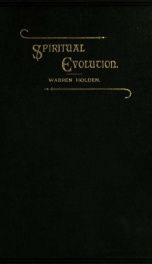 Spiritual evolution_cover