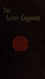 The Lady Grange_cover