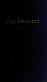 Fra Angelico, and other short poems_cover
