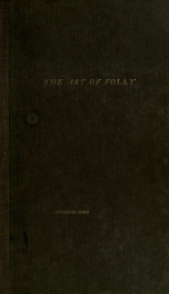 The art of folly_cover