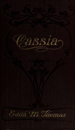 Cassia, and other verse_cover