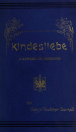 Kindesliebe, a romance of Fatherland_cover