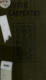 Rustic carpentry_cover