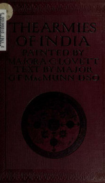 The armies of India_cover