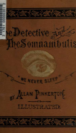 The detective and the somnambulist. The murderer and the fortune teller_cover