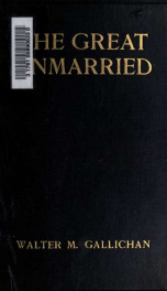 The great unmarried_cover
