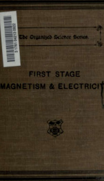 First stage magnetism and electricity_cover