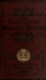 Annual 1892_cover
