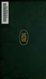 Specimens of the early native poetry of Ireland, in English metrical translations_cover