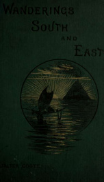 Wanderings, South and East_cover