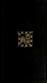 Biographical history of Gonville and Caius college, 1349-1897; containing a list of all known members of the college from the foundation to the present time, with biographical notes 3_cover