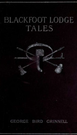 Blackfoot lodge tales: the story of a prairie people_cover