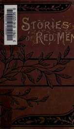 Stories of red men from early American history_cover