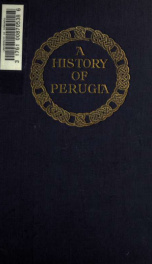 A history of Perugia_cover