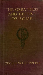 The greatness and decline of Rome 4_cover