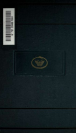 The life and letters of Frances baroness Bunsen_cover