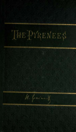 A tour through the Pyrenees. Translated by J. Safford Fiske_cover