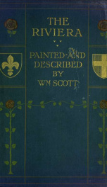 The Riviera painted & described by William Scott_cover