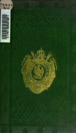 The confidential correspondence of Napoleon Bonaparte with his brother Joseph, sometime king of Spain : selected and translated, with explanatory notes, from the 'Memoires du roi Joseph' 1_cover