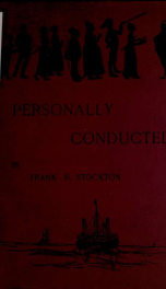 Personally conducted_cover