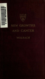 New growths and cancer_cover
