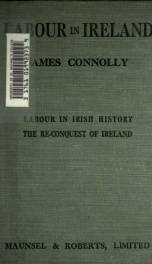 Labour in Ireland: Labour in Irish history, The re-conquest of Ireland_cover