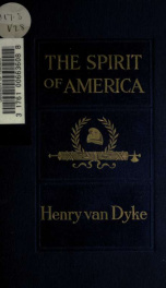 The spirit of America_cover