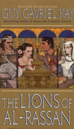 The Lions of Al-Rassan_cover
