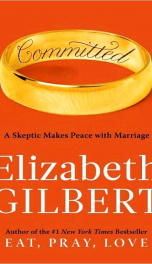 Committed A Skeptic Makes Peace with Marriage  _cover