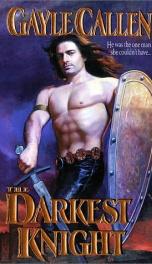 The Darkest Knight_cover