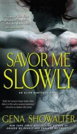 Savor Me Slowly_cover