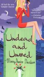 Undead and Unwed_cover