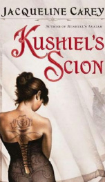 Kushiel's Chosen _cover